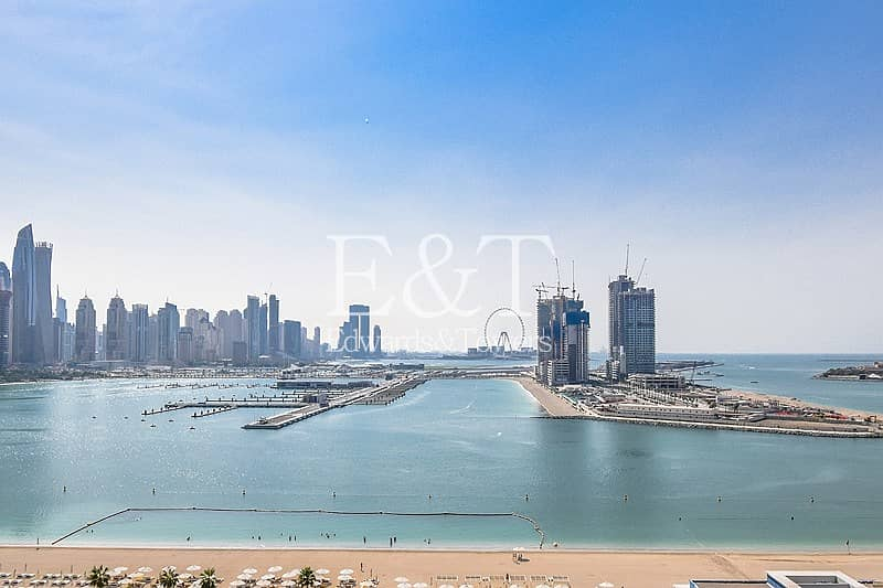 2 Full Sea View |Hotel Suite | Serviced | PJ