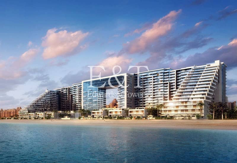 10 Full Sea View |Hotel Suite | Serviced | PJ
