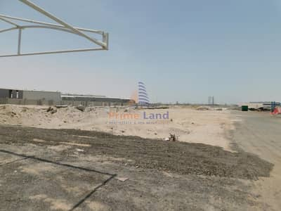 Plot for Sale in Al Mafraq Industrial Area, Abu Dhabi - 902Sqm FOR SALE