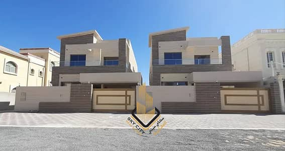 5 Bedroom Villa for Sale in Al Mowaihat, Ajman - Freehold villa for sale at an attractive price without down payment