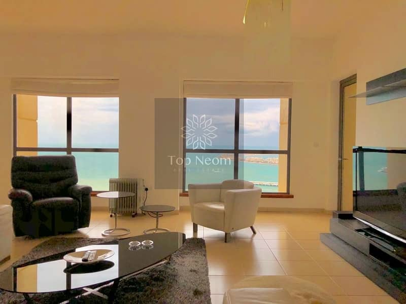 Exceptional Panoramic Sea View - Furnished & Exclusive Unit