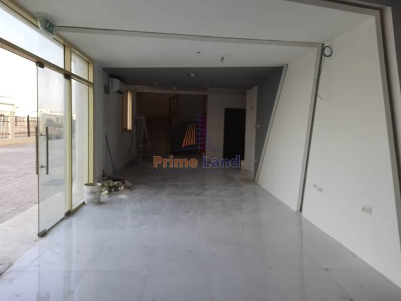 2 AED170/ Sqm - 6MW Power -With Crane - Free Open Yard