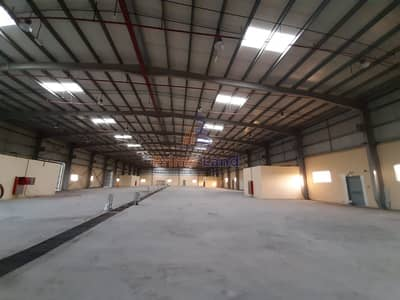 AED170/ Sqm - 6MW Power -With Crane - Free Open Yard