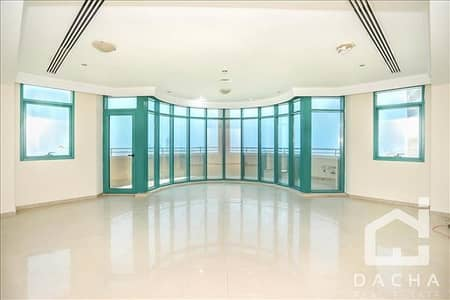 3 Bedroom Flat for Sale in Dubai Marina, Dubai - Large 3 Bed / High Floor / Sea View