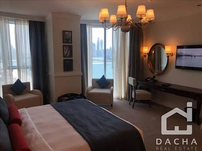استوديو  للبيع في نخلة جميرا، دبي - High Floor Studio / AED 130