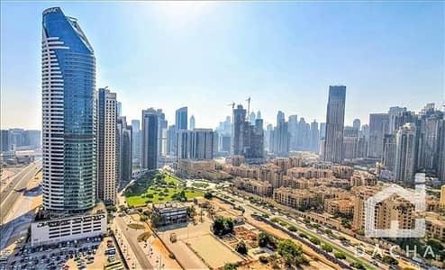 1 Bedroom Flat for Rent in Downtown Dubai, Dubai - Spacious apartment – Great Views – High Floor