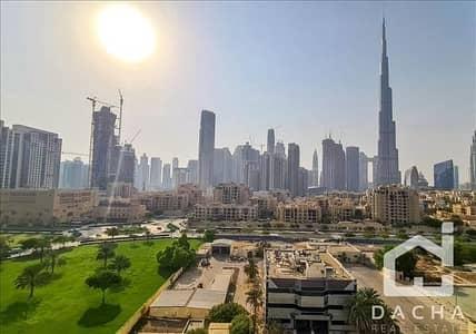 1 Bedroom Flat for Rent in Downtown Dubai, Dubai - Burj Views / 05 series / Mid Floor