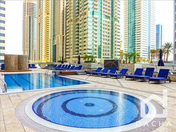 10 Well maintained  1 Bedroom  Dubai Marina