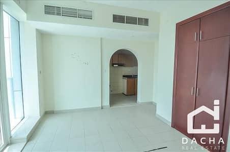 Studio for Rent in Dubai Sports City, Dubai - High floor / Cricket Tower / Chiller free
