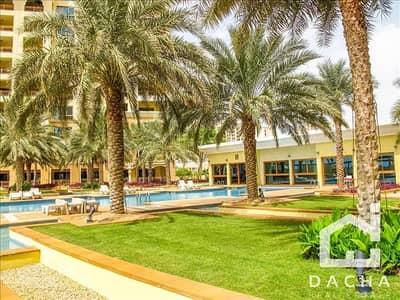 شقة 2 غرفة نوم للايجار في نخلة جميرا، دبي - Exclusive Type C