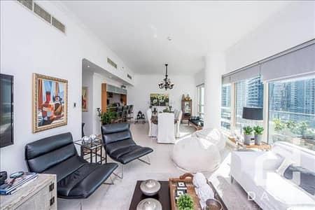 فلیٹ 3 غرف نوم للبيع في دبي مارينا، دبي - High Quality Furnished / 3+Maids Duplex