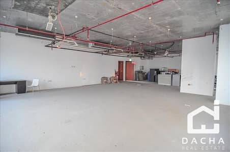 Office for Sale in Dubai Silicon Oasis, Dubai - Excellent offer! Vacant corner office on a high floor!