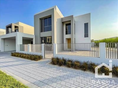 5 Bedroom Villa for Rent in Dubai Hills Estate, Dubai - Corner Unit  Close to Pool  Available immediately