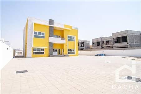 فیلا 5 غرف نوم للايجار في ند الشبا، دبي - Large 5Br villa Nadd Al Sheba Huge plot