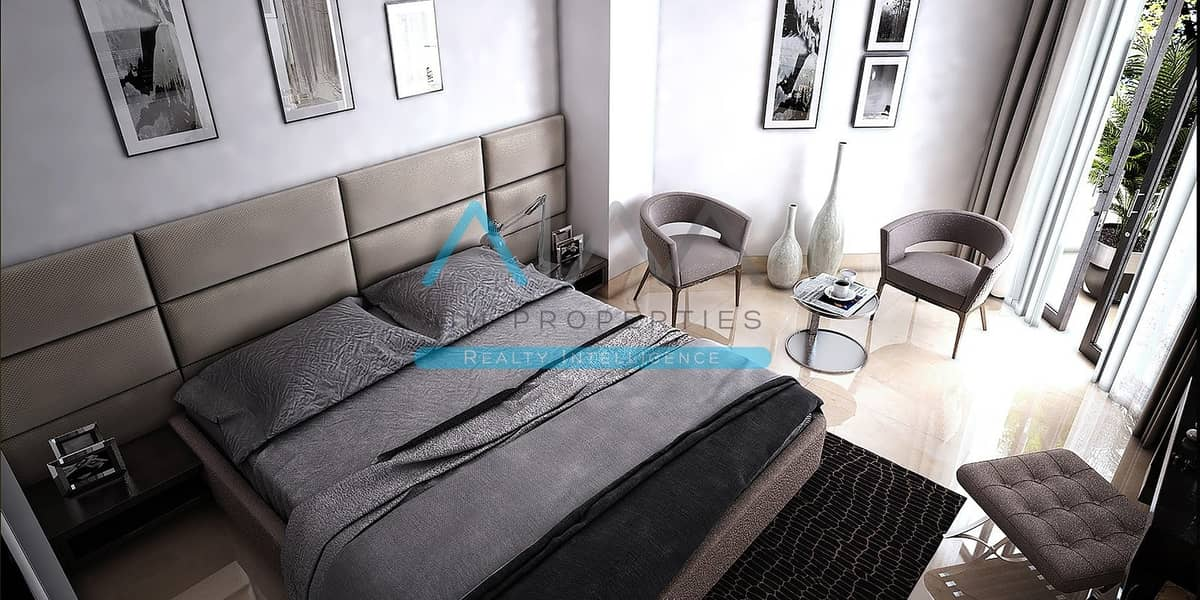 Investors Choice For 8% Return for 12 Years | 1 Bed Room Furnished  With Payment Plan