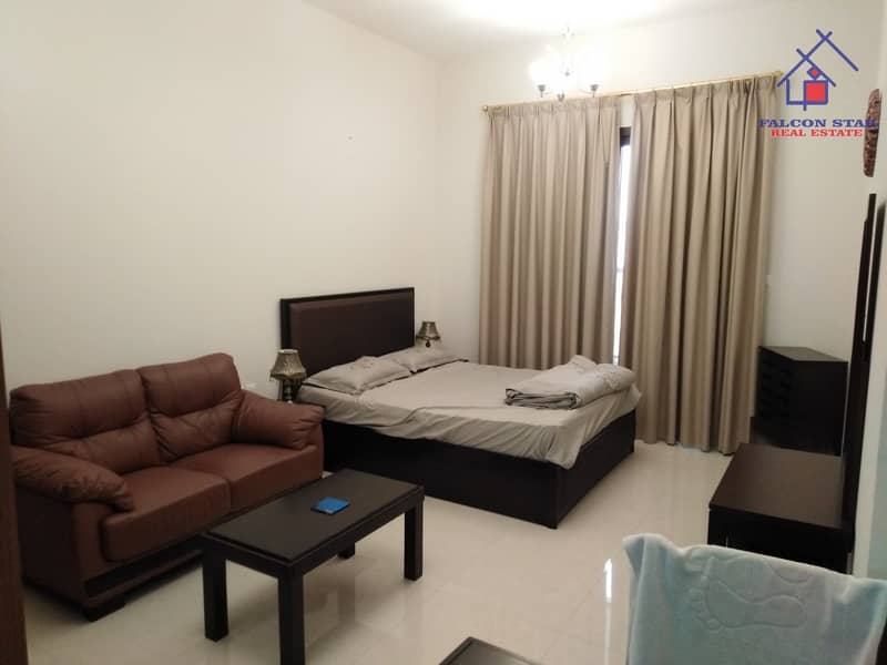 2 515 SQ.FT - FULL GOLF AND POOL VIEW - FULLY FURNISHED STUDIO - BIGGEST LAYOUT