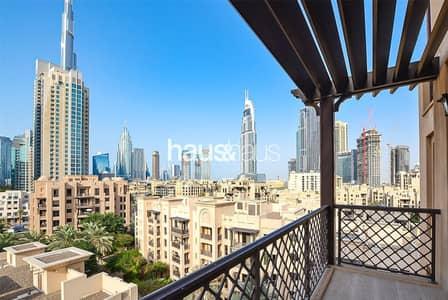 فلیٹ 2 غرفة نوم للايجار في المدينة القديمة، دبي - Exclusive | Top Floor | Perfect Condition