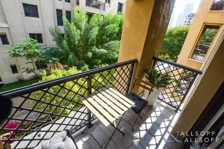 فلیٹ 1 غرفة نوم للايجار في المدينة القديمة، دبي - 1 Bedroom | Unfurnished | 1.5 Bathrooms