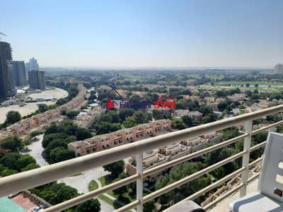 1 Bedroom Flat for Sale in Dubai Sports City, Dubai - GOLF VIEW - CHILLER FREE - HIGHER FLOOR - BIGGEST LAYOUT 1 BEDROOM