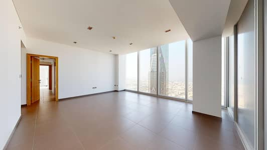 3 Bedroom Flat for Rent in Sheikh Zayed Road, Dubai - No commission   Sea and city views   1 month free