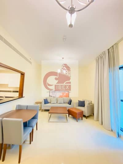 1 Bedroom Apartment for Rent in Bur Dubai, Dubai - Full Furnished / 1-Bhk With Brand New Furniture+Pool