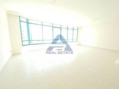 3 Bedroom Flat for Rent in Al Khalidiyah, Abu Dhabi - No Fee ! Six Payment ! 3 Bhk Khalidiya