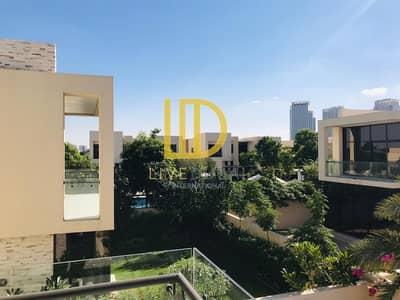 فیلا 5 غرف نوم للايجار في داماك هيلز (أكويا من داماك)، دبي - Close to Pool | Landscaped | Type V5 Stand Alone