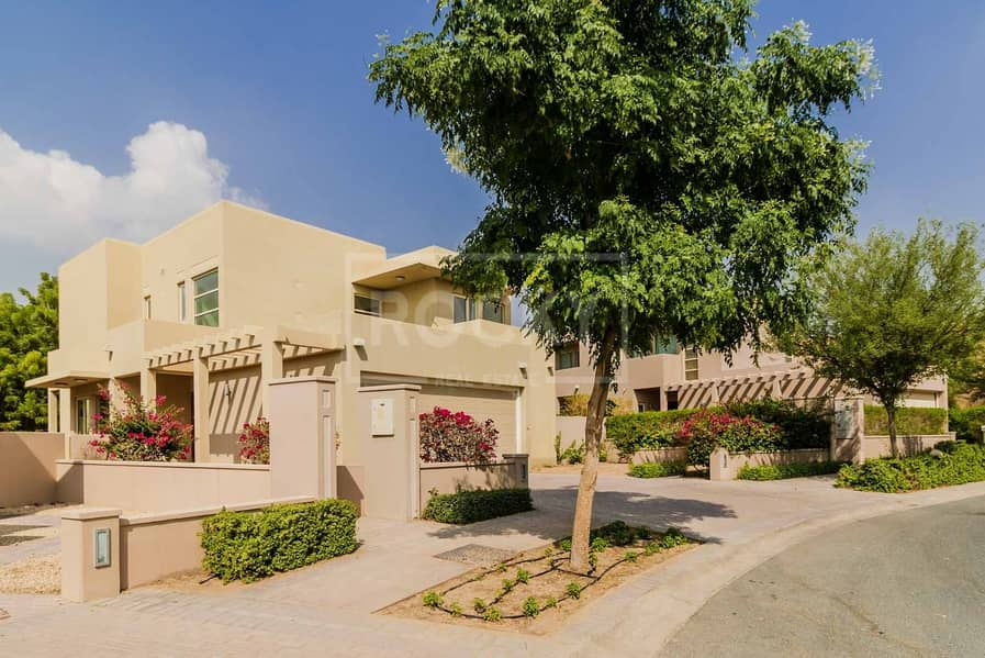 2 Spacious | 3 Bed plus Maids | Vacant | Arabian Ranches