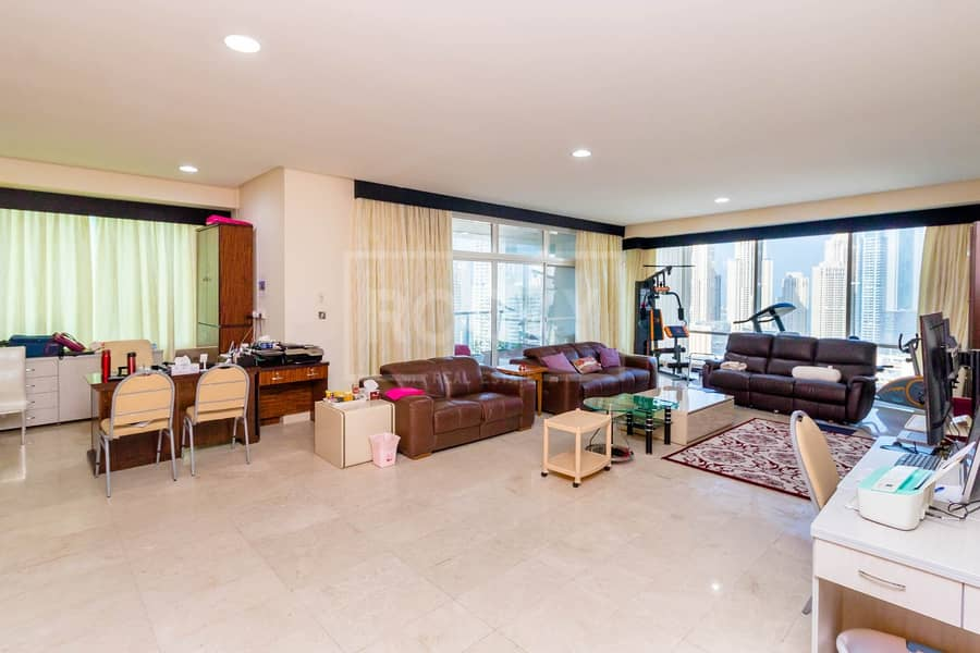 2 Marina View | 3-Bed | Plus Maids Room