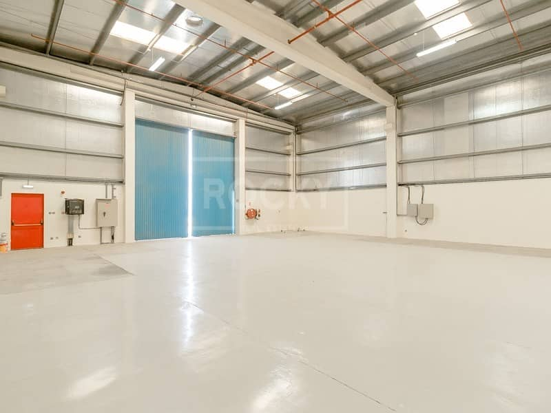 2 Brand New warehouse | for RENT | NO TAX | DIC