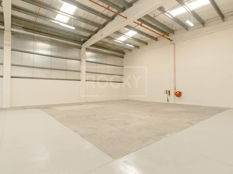 16 Brand New warehouse | for RENT | NO TAX | DIC