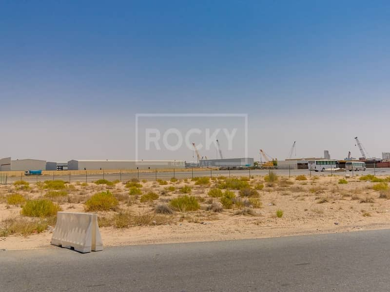 2 Industrial Land available in DIC
