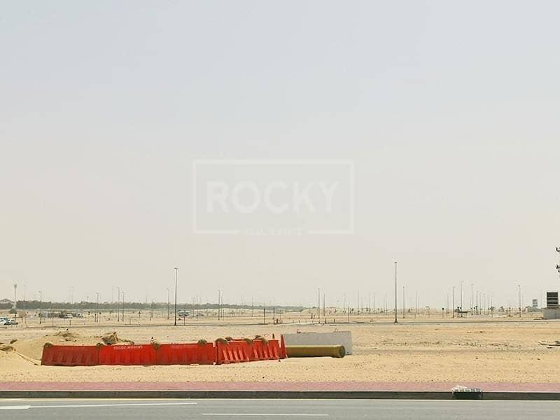 2 G+6 | Residential Plot | Dubailand