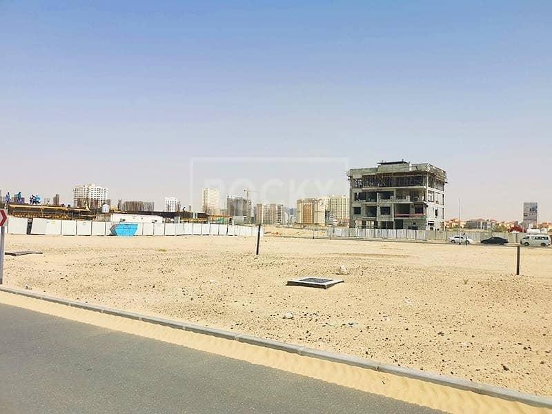 20 G+6 | Residential Plot | Dubailand