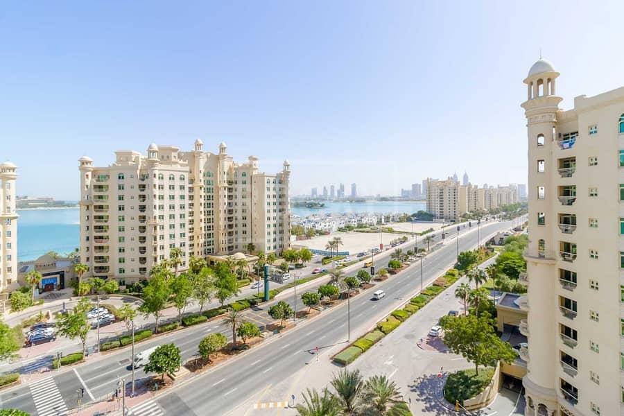 2 Large 3 Bed plus Maids | Burj Al Arab View | Palm Jumeirah