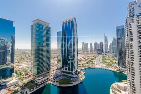 Office for Rent in Jumeirah Lake Towers (JLT), Dubai - Spacious Fitted Office | Open Layout | Close to Metro | DMCC