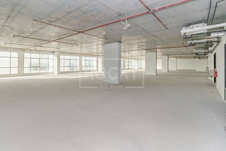 Office for Rent in Dubai Investment Park (DIP), Dubai - Shell and Core | Office | 4 Months Free