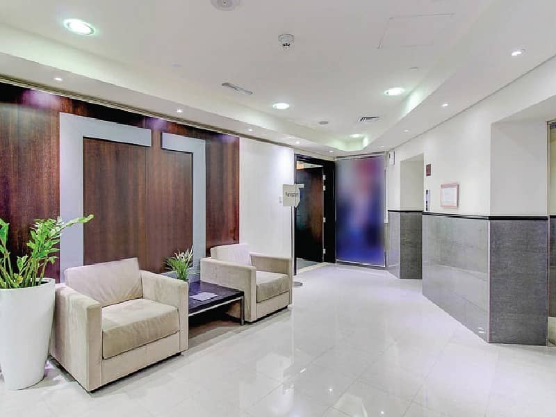 Fitted |  Furnished | Business Center | Sports City