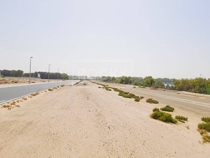 2 Unique Mall Plot | No commission | Jabel Ali Hills
