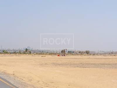 ارض سكنية  للبيع في ند الشبا، دبي - Freehold | G+1 Villa Plot | Nad Al Sheba