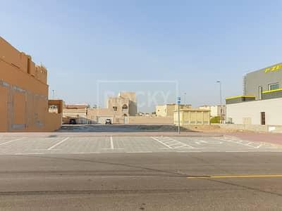 Plot for Sale in Al Barsha, Dubai - Last G+1 Villa Plot   Al Barsha 3 Hessa Street