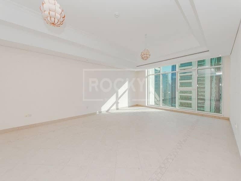 2 2-Bed plus Maids | Marina View | Tamweel Tower