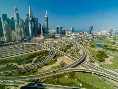 Office for Rent in Jumeirah Lake Towers (JLT), Dubai - Fitted-Partitioned Office | Amazing Marina View | Close to Metro | DMCC