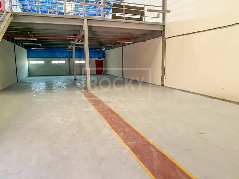 2 Fitted | Warehouse | Al Qusais