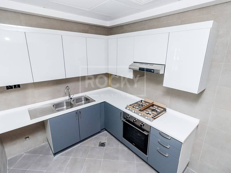 2 1 Month Free | Brand New | Spacious 1BHK | Open Kitchen