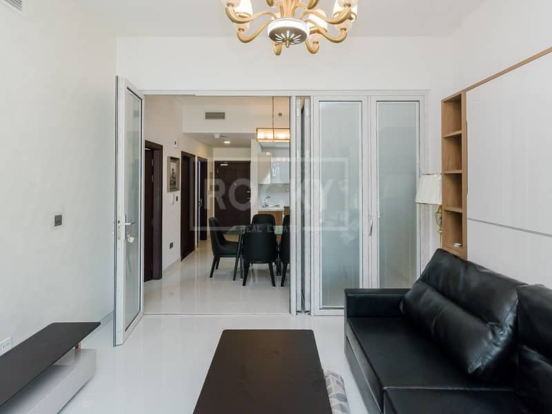 Furnished | 1-Bed | Pool View | Arjan