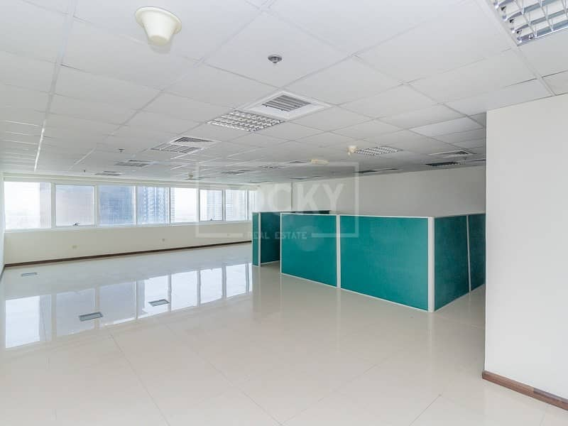 2 Exclusive | Fitted Office | Lake View | DMCC
