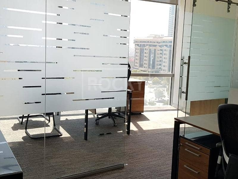 2 Road View | Office | Fitted | DIFC