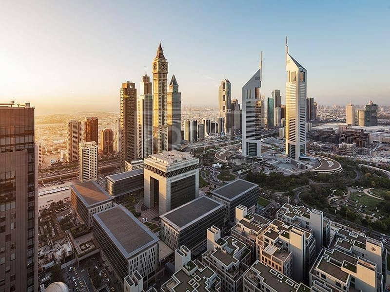 10 Road View | Office | Fitted | DIFC