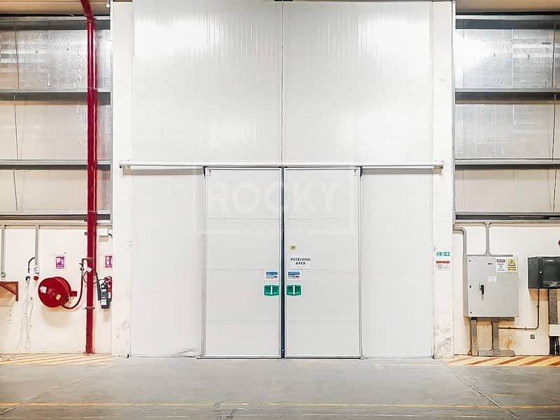 2 Warehouse with Racking | Offices | NO Tax